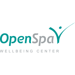 Photo: OpenSpa Wellbeing Center logo