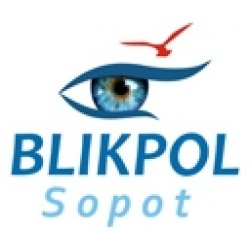 Photo: Blikpol Sopot Ophthalmology Clinic logo